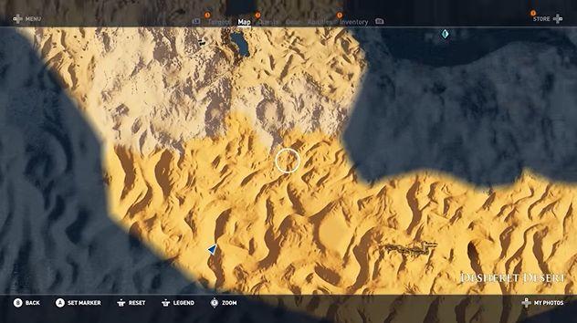 アサシンクリード アサクリ オリジンズ マップ 計測 広いに関連した画像-03