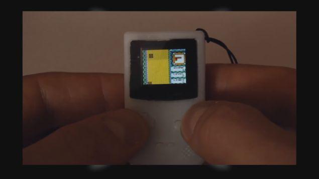 ゲームボーイ 親指 小型 小さいに関連した画像-06