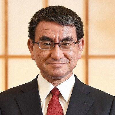 河野太郎 証明写真 行政改革 免許証 履歴書に関連した画像-01