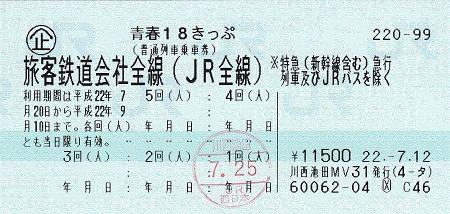 青春18きっぷに関連した画像-01