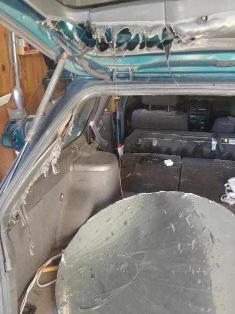 太陽 照らす 車 パラボラ鏡 車内 放置に関連した画像-03