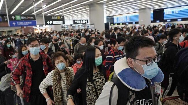 中国政府 新型肺炎 武漢 海外旅行 全面禁止に関連した画像-01
