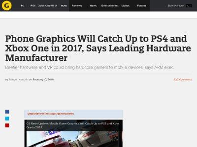 携帯 PS4 携帯 グラフィック XboxOneに関連した画像-02