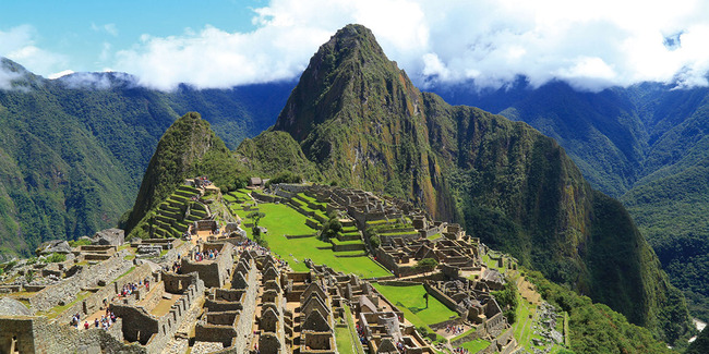 ペルー マチュピチュ 温泉街に関連した画像-01