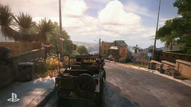 E3 SCE カンファレンス アンチャーテッドに関連した画像-06
