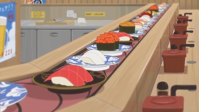 新型コロナ対策 回転寿司 タッチパネル 注文 はま寿司に関連した画像-01