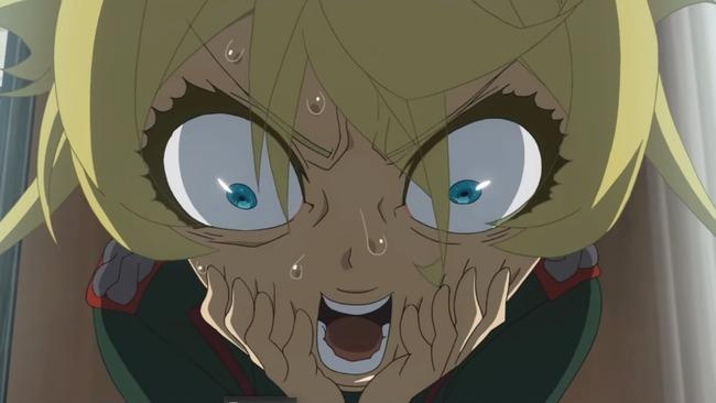 【悲報】アニメ『幼女戦記』は◯◯を想起させるとして海外でコスプレ禁止に・・・