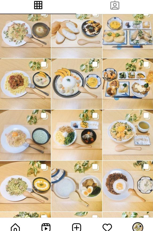 男子 大学生 半年 インスタ 料理 投稿 し続ける 結果に関連した画像-02