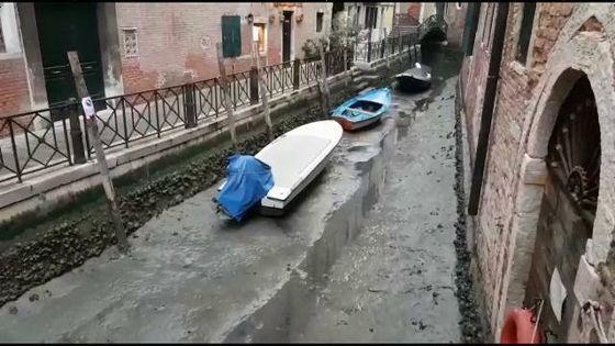 水の都 ベネツィア 水位に関連した画像-03