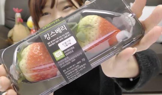 韓国産いちご 日本 品種 苺 キングスベリー 章姫に関連した画像-01