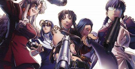 漫画「ブラックラグーン」9月より連載再開!実に1年ぶり!!
