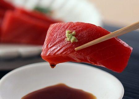 日本料理 わさび 刺し身 マナー 和食に関連した画像-01