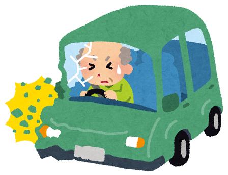 高齢者ドライバー無灯火に関連した画像-01