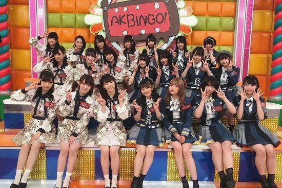 AKBINGO放送終了に関連した画像-01