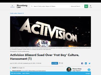 ActivisionBlizzardセクハラ訴訟に関連した画像-02