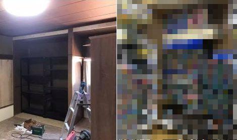 汚部屋 部屋 改造 店に関連した画像-01