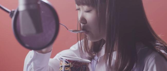 声優 CM 動画 芹澤優 辛萌に関連した画像-08