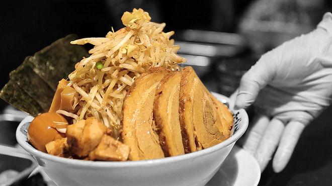 野郎ラーメン ラーメン 二郎 食べ放題に関連した画像-01