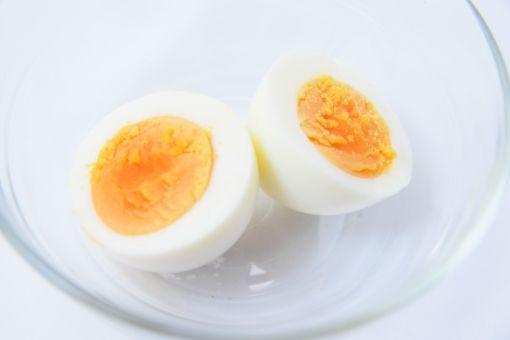女性 電子レンジ ゆで卵に関連した画像-01