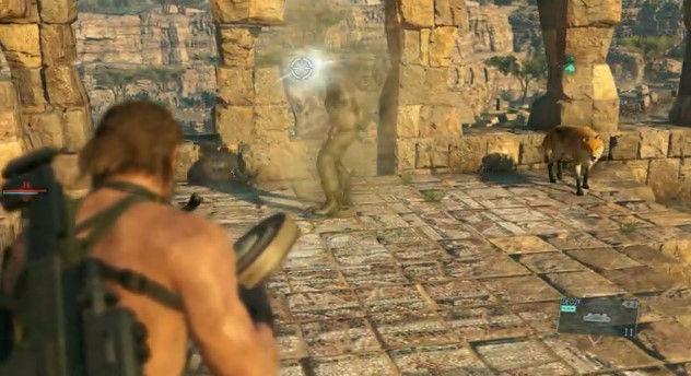 メタルギアソリッド5 儀式の人 スーパープレイ クワイエット戦に関連した画像-18