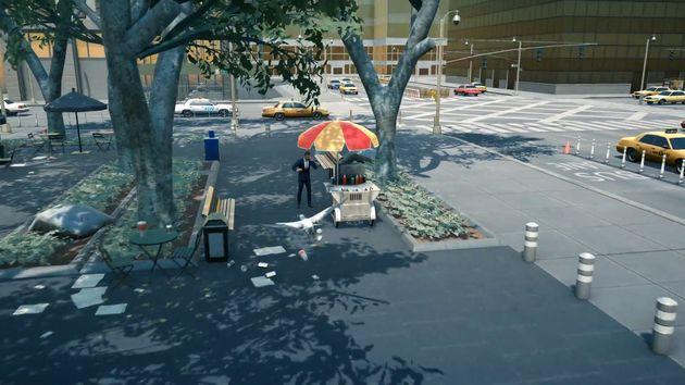 ハト 鳩 フン シミュレーターに関連した画像-04