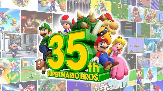 スーパーマリオブラザーズ 35周年 Direct YouTubeに関連した画像-01