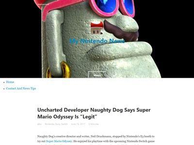 ノーティドッグ 開発者 スーパーマリオオデッセイ 試遊 一言 ガチに関連した画像-02