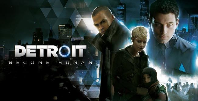 PS4『デトロイト』開発者「日本人プレイヤーだけが圧倒的に共感能力が高かった、自分が損をする選択肢をとってしまうんです」