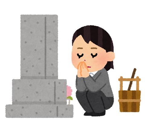 墓 墓参り サーバー クラウド スマホ 仏壇  に関連した画像-01