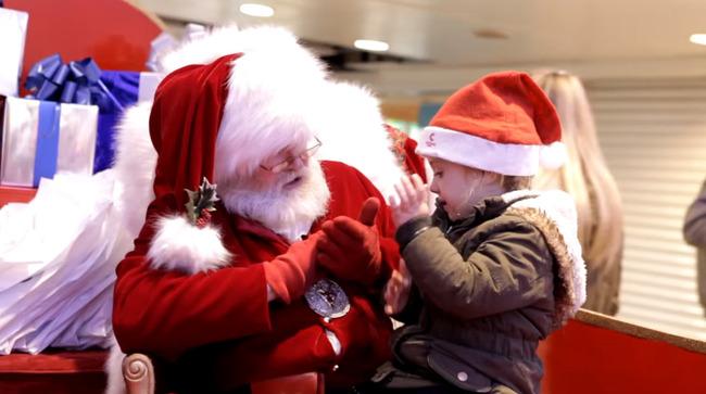 サンタクロース サンタ 神対応に関連した画像-10