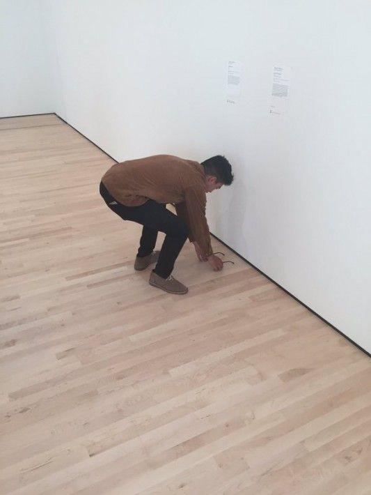 芸術 メガネ 美術館 イタズラ 眼鏡 アート 作品に関連した画像-03