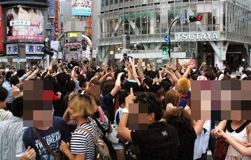 渋谷 若者 リア充 出会いに関連した画像-01