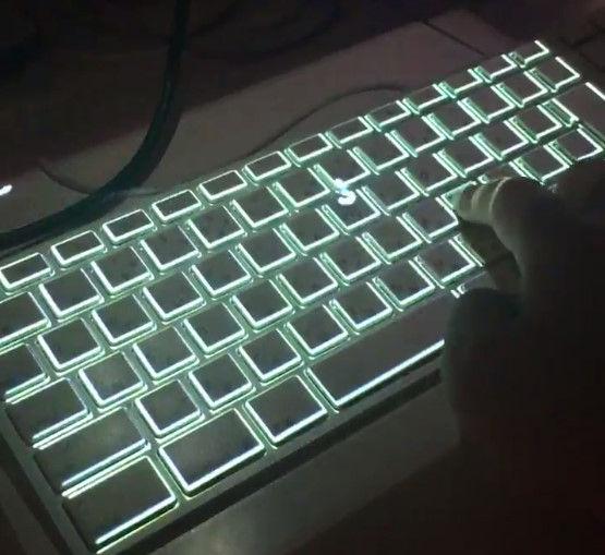 キーボード かっこいい おしゃれ 文字 キー 流れるに関連した画像-06