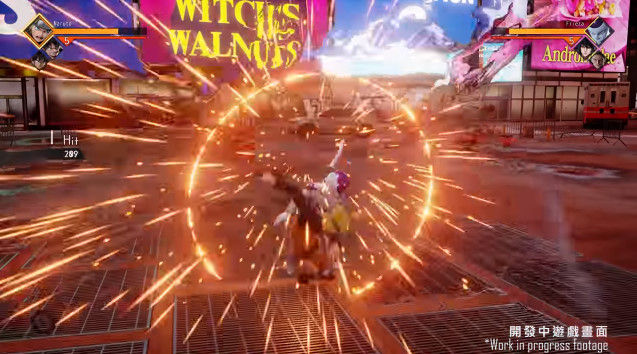ジャンプフォース プレイ動画 ワンピース ナルト ドラゴンボールに関連した画像-16