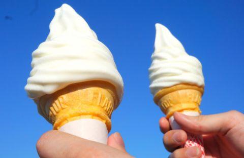 ソフトクリーム 苦手 店員に関連した画像-03