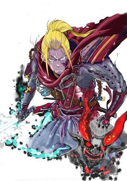 仁王 体験版 テスト テスター コミカライズ 漫画 コーエーテクモ PS4に関連した画像-04