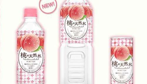 桃の天然水 ルーツ 缶コーヒー ジュース セブンイレブンに関連した画像-01