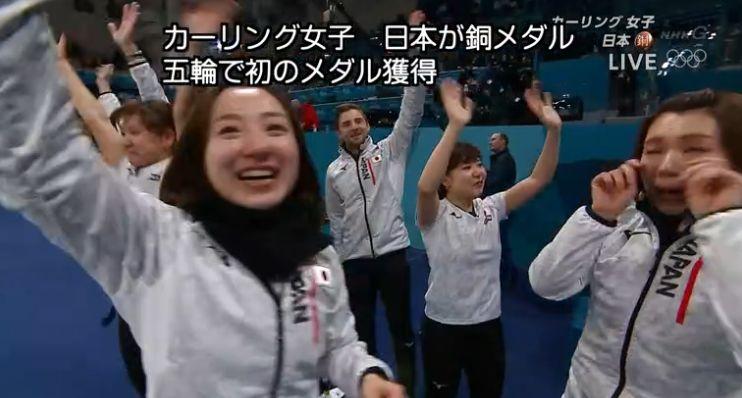 カーリング女子 平昌五輪に関連した画像-02