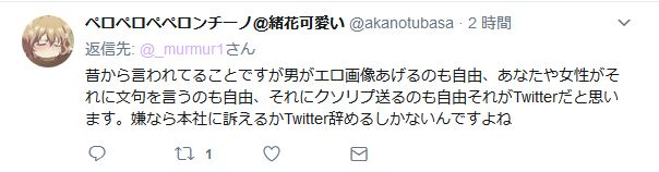 日本 闇 下着 SNS 変態 拡散 苦言 クソリプ 逆ギレに関連した画像-15