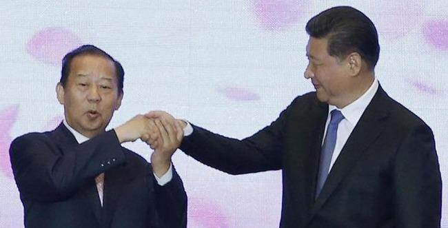 自民党の二階幹事長、アメリカから「中国に媚びを売る政治家」として名指しで批判される