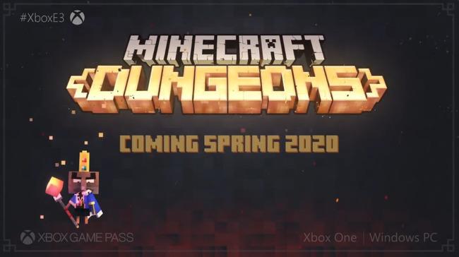 Xbox ブリーフィング マインクラフト:ダンジョンズに関連した画像-01