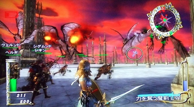 斬撃のレギンレイヴ パンドラの塔 罪と罰 WiiU に関連した画像-01