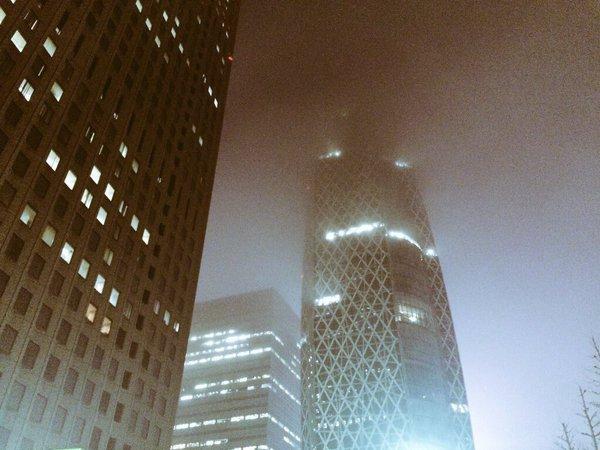 神秘的 濃霧 東京 首都圏 RPG ラストダンジョン ホラー 夜景に関連した画像-05