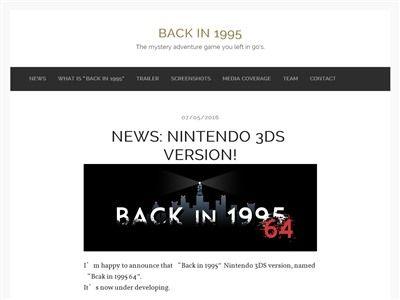 バックイン1995 Backin1995に関連した画像-05
