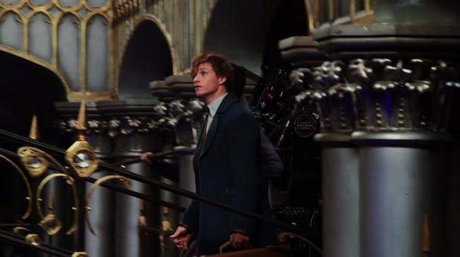 ハリーポッター ハリポタ ファンタスティック・ビーストと魔法使いの旅に関連した画像-04