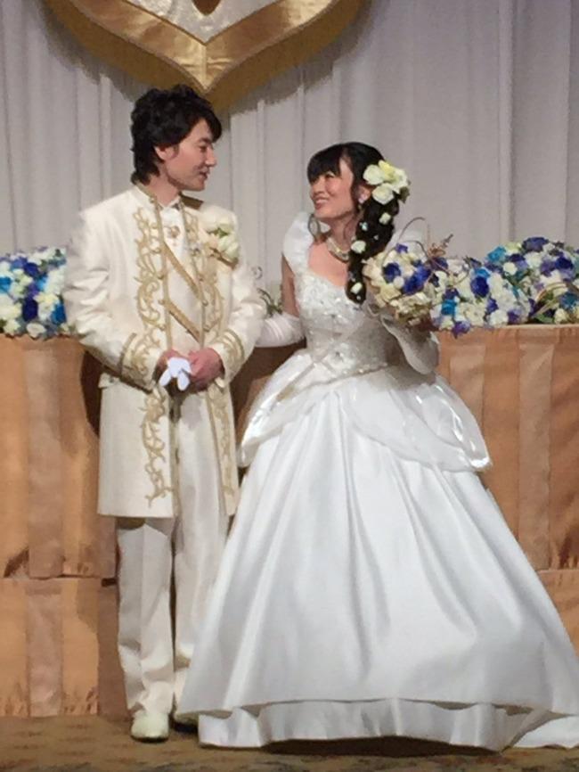 西又葵 結婚式 ディズニーランド シンデレラ城 イラストレーター 三宅淳一に関連した画像-35