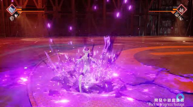 ジャンプフォース プレイ動画 ワンピース ナルト ドラゴンボールに関連した画像-24