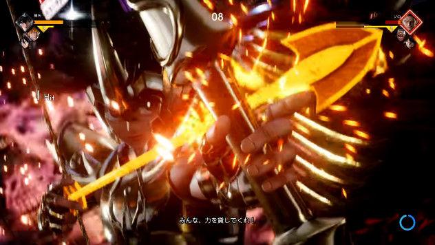 ジャンプフォース 必殺技 プレイ動画 演出 PS4に関連した画像-20