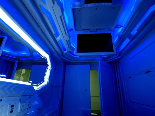 宇宙船 カプセルホテル ウラジオストクに関連した画像-03