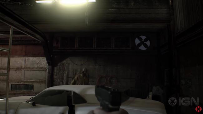 閲覧注意 バイオハザード バイオハザード7 プレイ映像 ヘッドショット 火ダルマ 不死身 おっさんに関連した画像-08